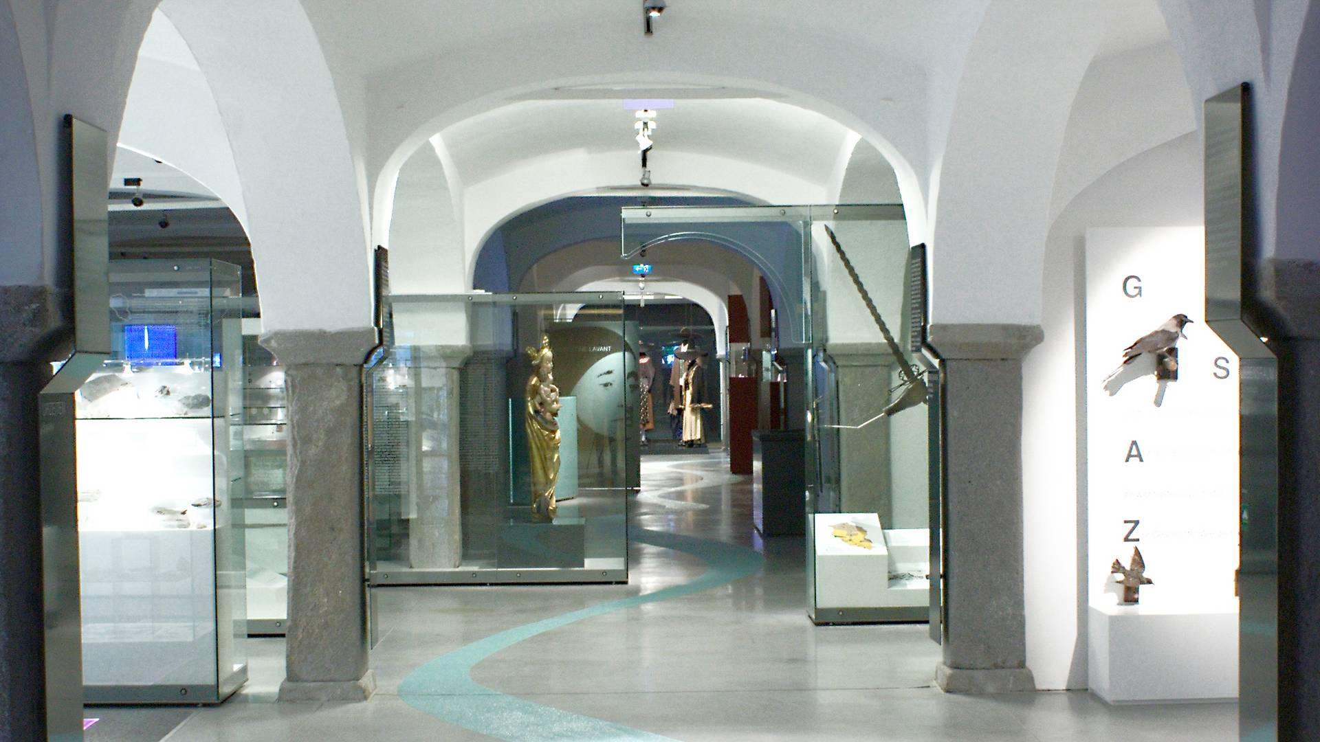 Museum im Lavanthaus Einblick