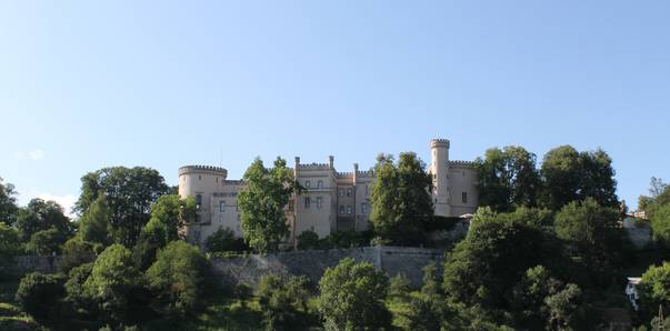 Schloss Wolfsberg copyright RML Regionalmanagement Lavanttal GmbH